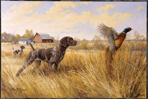 Hunting Dog Breed Door Mats   300 x 200 jpeg 16kB